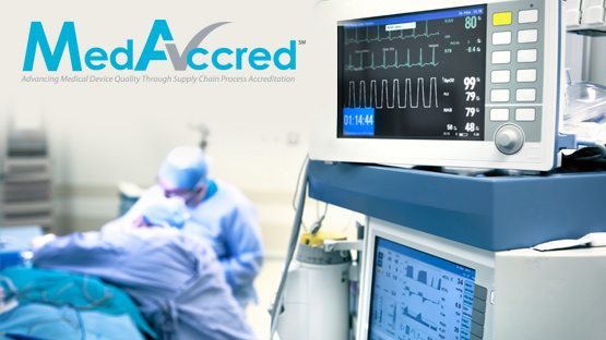 MedAccred's First Accreditations for Plastics Injection Molding Awarded to MTD Micro Molding and BMP Medical