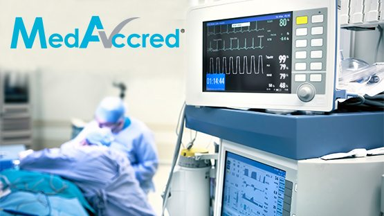Medtech Insight highlights MedAccred
